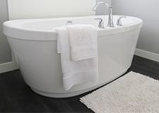 Installation af bruser og badekar - VVS København